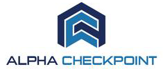 Alpha CHECKPOINT Logo